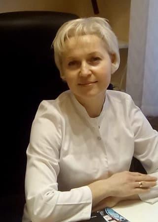 Цыц Галина Дмитриевна