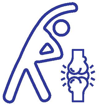 Гімнастичні вправи для хворих суглобів