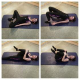 лечебная гимнастика фото 1