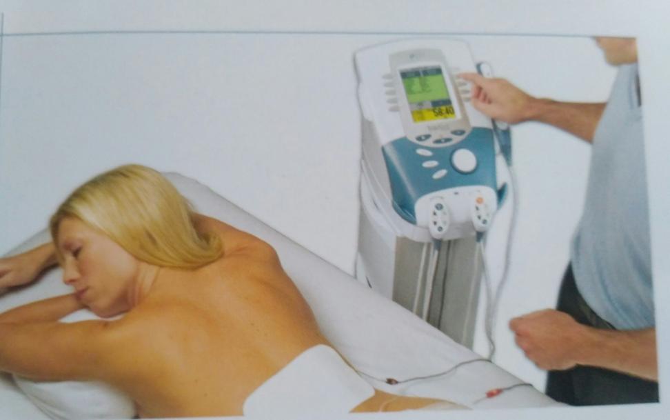 Актуальна електротерапіята електропунктура