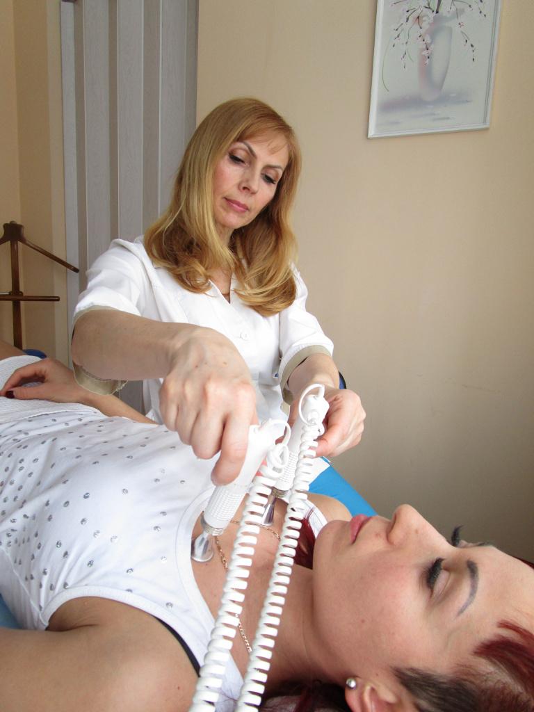 Мікрохвильова резонансна терапія